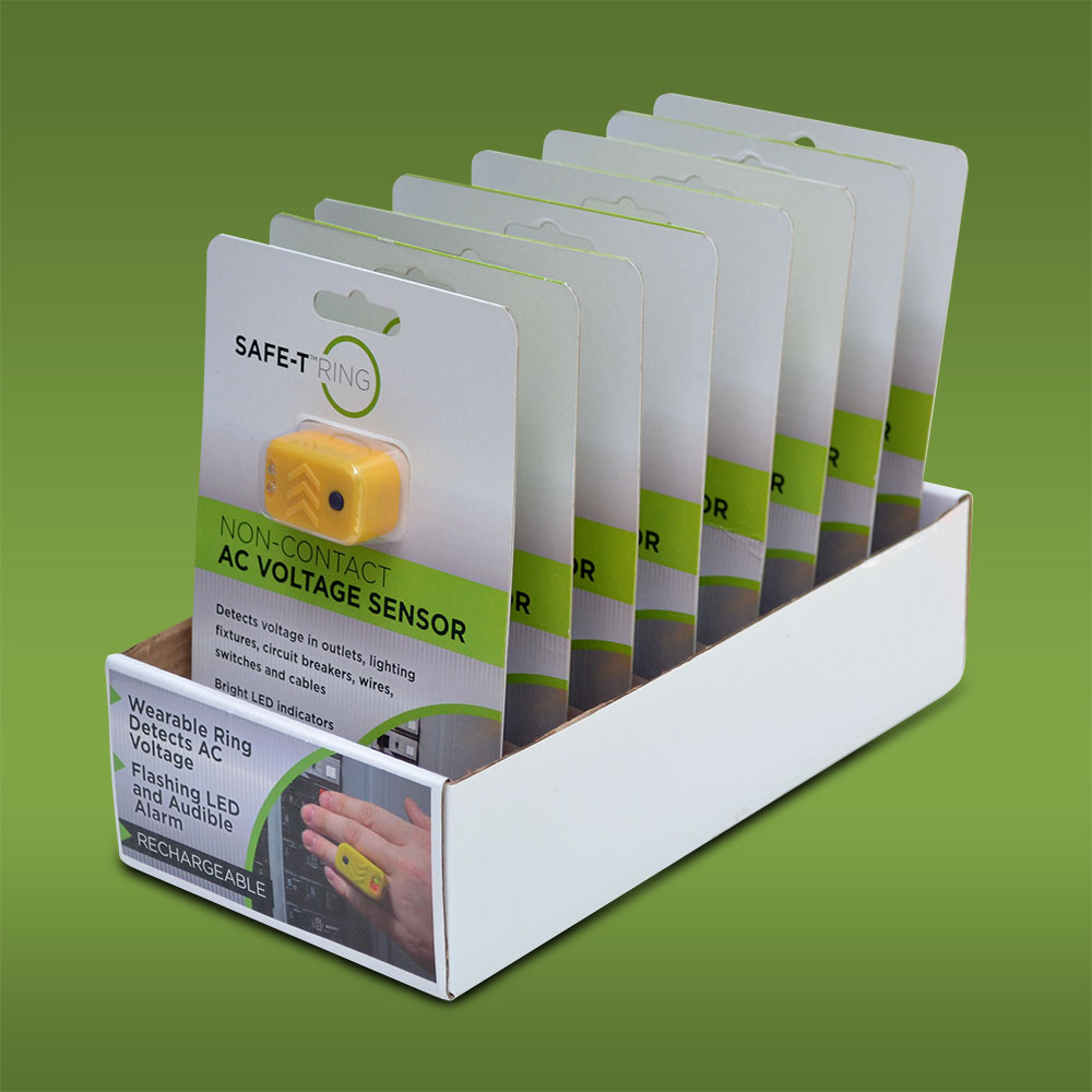 Safe-T Ring tray